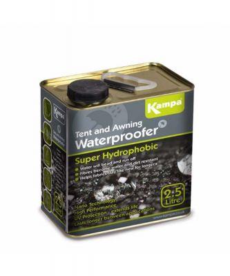 Kampa 2.5L Super Hydrophobic Waterproofer