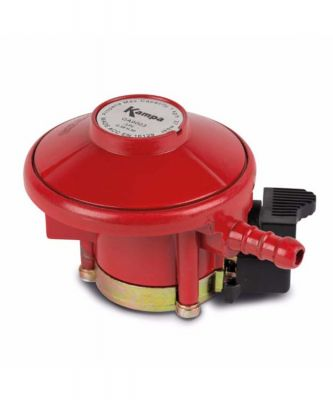 Kampa 27 mm Clip-On Regulator Colour: ONE COLOUR