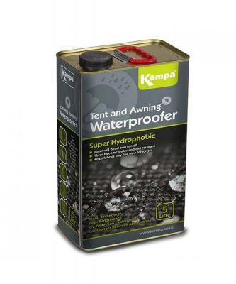 Kampa 5L Super Hydrophobic Waterproofer Colour: ONE COLOUR