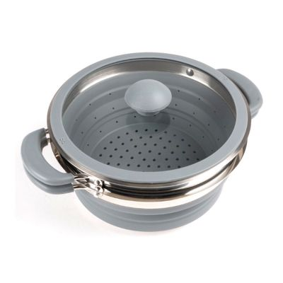 Kampa Dometic Folding Colander Colour: GREY