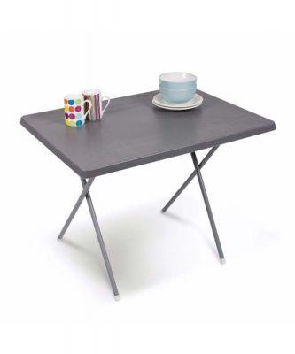 Kampa Duplex Plastic Table Colour: ONE COLOUR