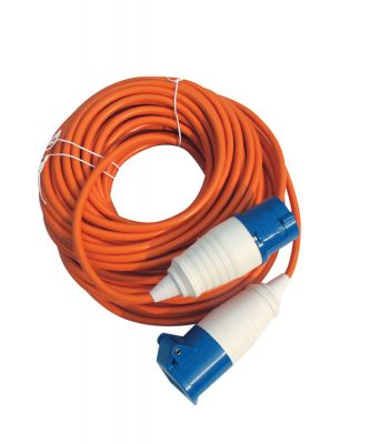 Kampa Mains Connection Lead 25m Colour: ONE COLOUR