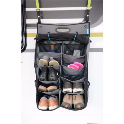 Kampa Shoe Organiser Colour: GREY