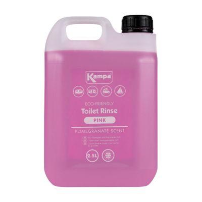 Kampa Toilet Fluid Pink 2.5L Colour: PINK