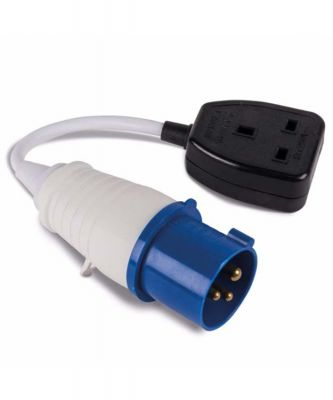 Kampa UK Socket Conversion Colour: ONE COLOUR