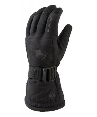 Manbi Epic Ski Glove Colour: BLACK