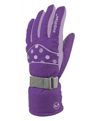 Manbi Carve Glove Dots Ladies 15/16