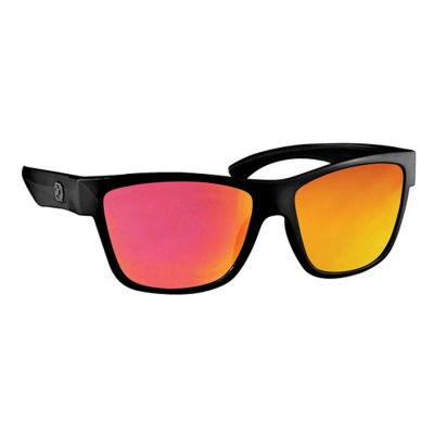 Manbi Fuseball Sunglasses Colour: BLACK/RED