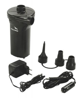 Easy Camp Monsoon Rechargeable Pump Colour: ONE COLOUR