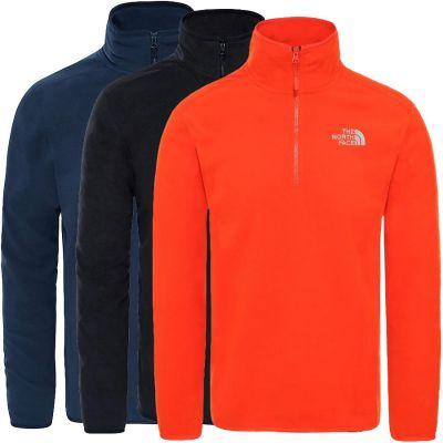 North Face 100 Glacier Pullover 19/20