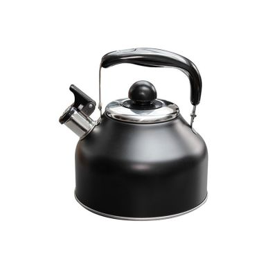 Outdoor Revolution 2.2L Induction Whistling Kettle Colour: BLACK