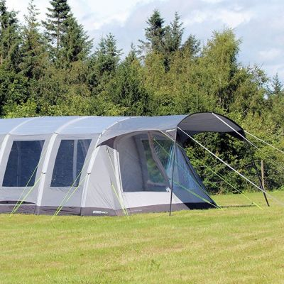 Outdoor Revolution Camp Star Sun Canopy Colour: GREY