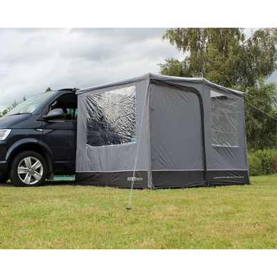 Outdoor Revolution Cayman Sun Canopy Front Panel Colour: GREY