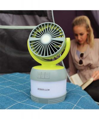 Outdoor Revolution Lumi-Fan Lantern Colour: ONE COLOUR