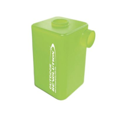 Outdoor Revolution Mini Max USB Air Pump Colour: GREEN