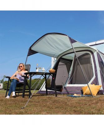 Outdoor Revolution Movelite Canopy Colour: GREY