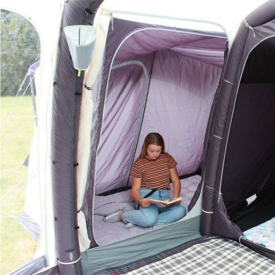 Outdoor Revolution Side Extension 2 Berth Inner Tent Colour: BLACK