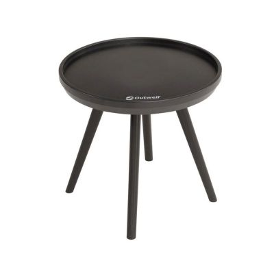 Outwell Brim Coffee Table Colour: BLACK