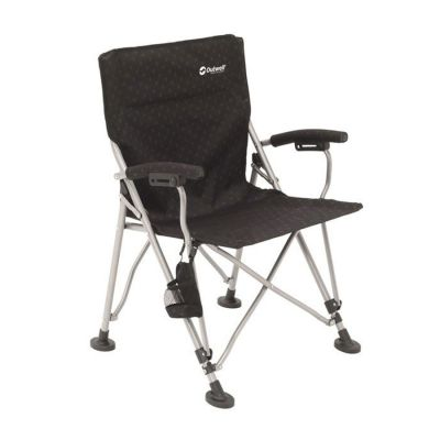 Outwell Campo Chair Colour: BLACK