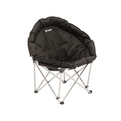 Outwell Casilda Chair Colour: BLACK