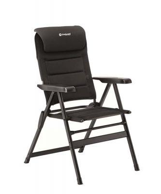 Outwell Kenai Camp Chair Colour: BLACK