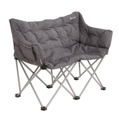 Outwell Sardis Lake Chair Colour: GREY
