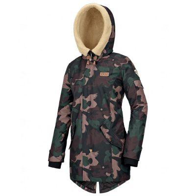 Picture Camdem Jacket Womens Colour: CAMO / SIZE: M