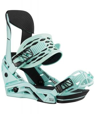 Salomon Hologram Binding 18/19 Colour: BLUE / SIZE: L