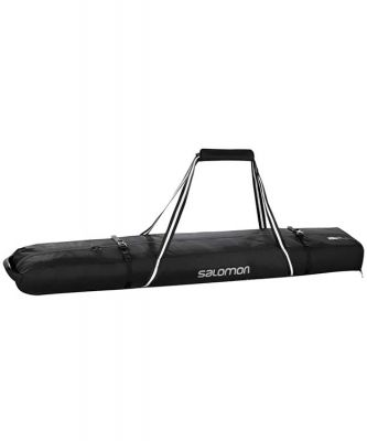 Salomon Extend 2P 175+20 Ski Bag Colour: BLACK