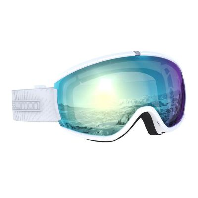 Salomon Ivy Photochromic Sigma Goggle Colour: WHITE / SIZE: ONE SIZE