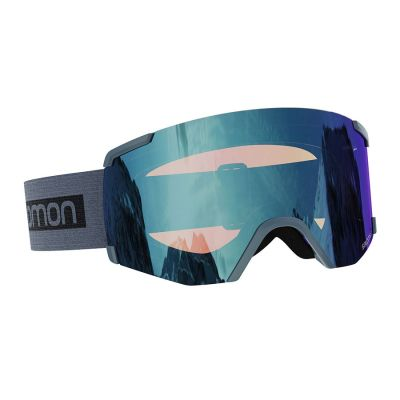 Salomon S/View Photochromic Goggle Colour: GREY / SIZE: ONE SIZE