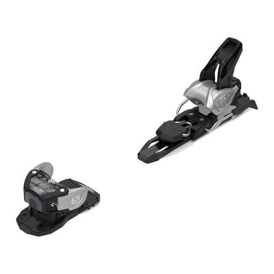 Salomon Warden MNC 11 Binding Colour: BLACK/SILVER / SIZE: 100