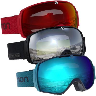 Salomon XT One Goggles