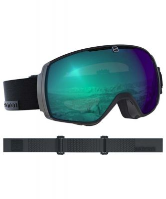 Salomon XT One Photo Goggles Colour: BLACK