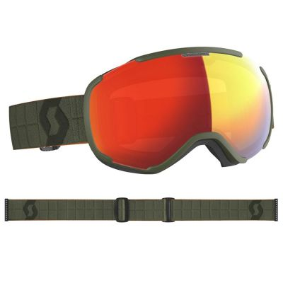 Scott Faze II Goggle Colour: KHAKI
