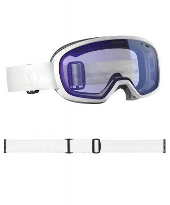 Scott Muse Pro Illuminator Goggle Colour: WHITE