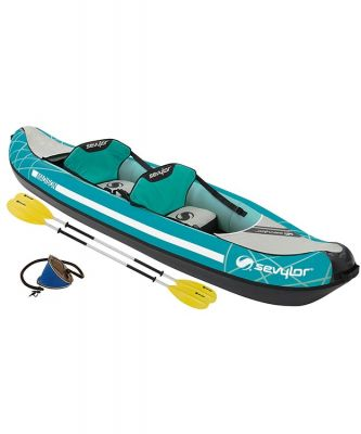 Sevylor Madison Kayak Kit Colour: ONE COLOUR