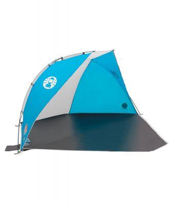 Coleman Sundome Beach Shelter Colour: ONE COLOUR