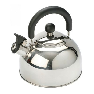 Vango 2L Stainless Steel Kettle Colour: STEEL