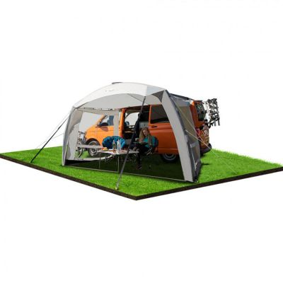 Vango AirBeam Sky Canopy Side Walls Colour: GREY VIOLET