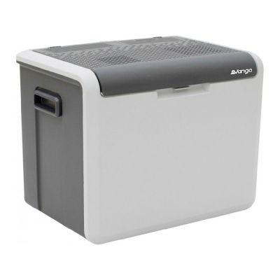 Vango E-Pinnacle 40 Litre Electric Coolbox Colour: GREY