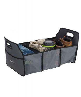 Vango Folding Organiser Colour: SMOKE