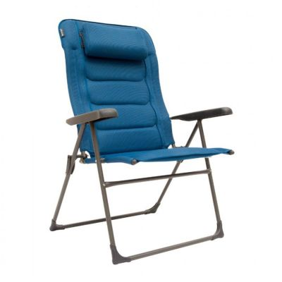 Vango Hyde DLX Chair Colour: BLUE
