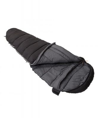 Vango Kanto 350 Sleeping Bag Colour: BLACK