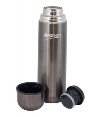 Vango Vacuum Flask 750ml Colour: GUNMETAL