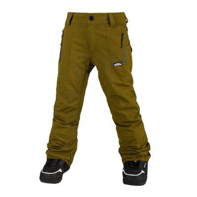 Volcom Datura Pant Boys Colour: MOSS / SIZE: 12 Y