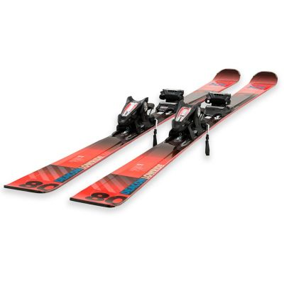 Volkl Deacon 80 Ski + VMotion Binding