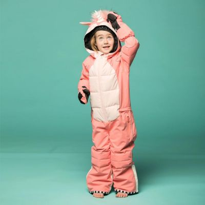 WeeDo Unicorn Snowsuit