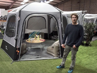 Vango's New Awning Is A Break From The Norm