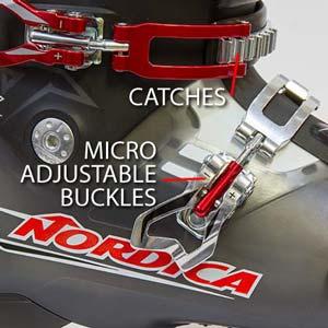 Micro Adjustable Buckles